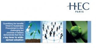 Exclusif - Baromètre HEC Achats Responsables : la RSE devient une priorité