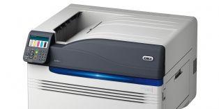 OKI présente la première imprimante LED numérique A3 à 5 toners
