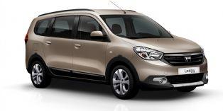 Dacia simplifie sa gamme monospace compact Lodgy
