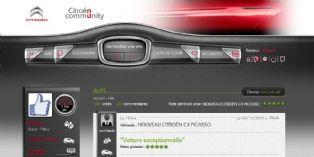 Avec Citroën Community, Citroën lance son portail web communautaire