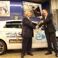 Norauto s'associe à Renault pour développer la mobilité électrique