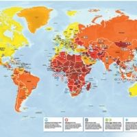 International SOS dévoile sa Healthmap 2013