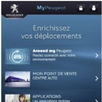 Business lab lance l'application MyPeugeot sur les stores