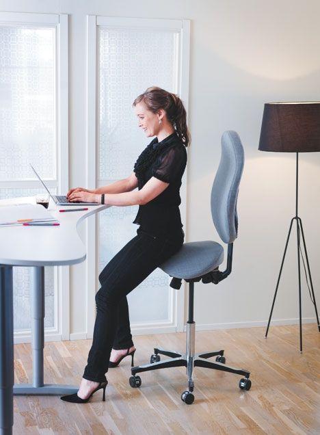 avec azergo vous pouvez travailler assis assis debout ou debout
