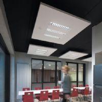 Philips & Ecophon marient confort acoustique et bon éclairage