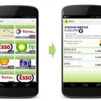 Les prix officiels des carburants des stations-services disponibles sur Android