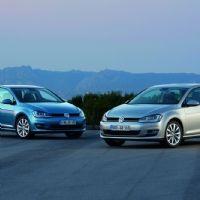 Évolution de la gamme Volkswagen