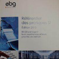 Après son référentiel Achats, l'EBG publie un référentiel des pratiques SI