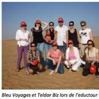 Teldar Biz et Selectour Bleu Voyages renforcent leur partenariat