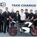 Zero Motorcycles va livrer 59 motos électriques à Hong Kong