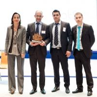 ATF Gaia reçoit le Trophée Achats RSE Allianz 2013