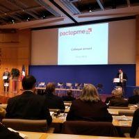 Colloque Pacte PME 23 MAI 2013 Bercy