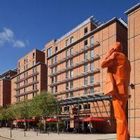 Ouverture début 2014 de l'hôtel Crowne Plaza à Lyon