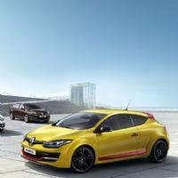 La Mégane adopte l'air de famille Renault