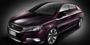 Citroën dévoile une berline haut de gamme : la DS 5LS