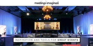 Meetings Imagined : pour des réunions plus créatives et inspirées