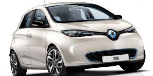 Une offre 'petits rouleurs' sur la Renault Zoé