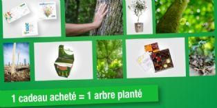 Des cadeaux d'entreprise écologiques et solidaires avec Reforest'Action