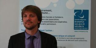 David Heckel, directeur de la CRESS Paca.