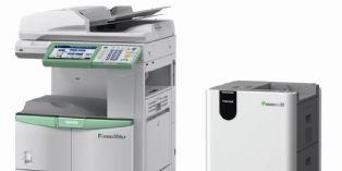 """Toshiba offre des solutions d'impression """"écolo"""""""