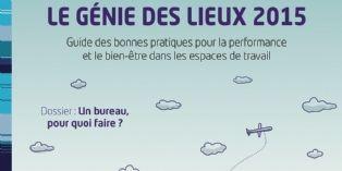 Le guide Génie des Lieux 2015 dessine le bureau de demain