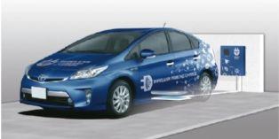 Une solution de recharge sans fil à l'essai pour les voitures Toyota