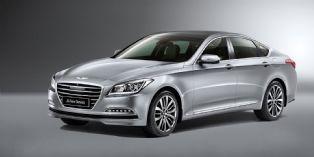 Hyundai sort une Genesis taillée pour le haut de gamme
