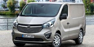 Le nouvel Opel Vivaro : nouveau design et moteur à meilleur rendement