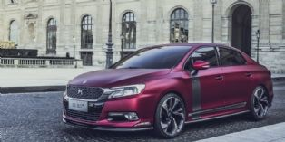 DS dévoile un concept car DS 5LS R à l'esprit sportif
