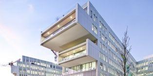 Le Campus de SFR racheté pour 680 millions d'euros