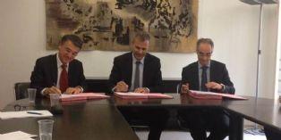 De gauche à droite : Hervé Baculard (Syntec Conseil en Management), Pierre Pelouzet (Médiation) et Marc Sauvage (CDAF)
