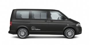 Volkswagen renouvelle la série limitée du Multivan Edition 66