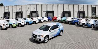 Des véhicules à pile à combustible Opel-GM franchissent les 3 millions de miles