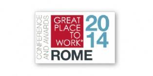 Palmarès 2014 des entreprises où il fait bon travailler en Europe
