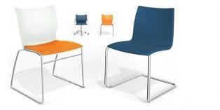 Onyx, une chaise déclinable à l'infini chez Casala
