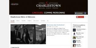 Charlestown lance sa WebTV