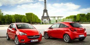 La nouvelle Opel Corsa en première mondiale à Paris