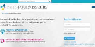 La ville de Paris se dote d'un nouveau portail fournisseurs pour simplifier leur comptabilité