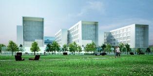 Un nouveau bâtiment de 25 000 m² pour Safran à Toulouse