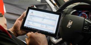 Citroën choisi Samsung pour équiper ses points de vente