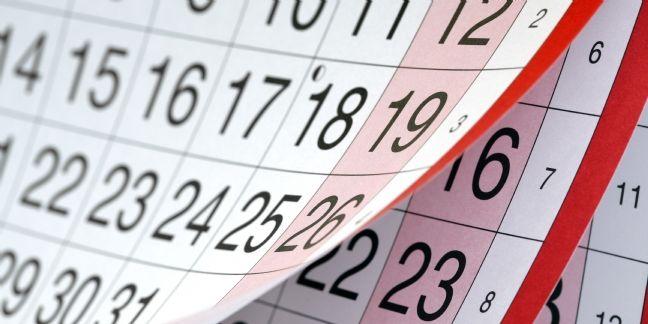 L'agenda des acheteurs en décembre 2015