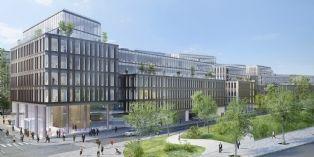 Les immeubles Qu4drans espèrent séduire les grands noms de l'industrie