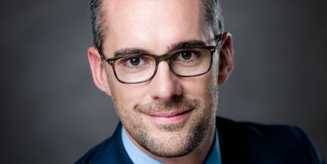 Franck Douau, futur président de l'ACA