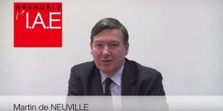 [Vidéo] 'L'acheteur doit s'affirmer comme un interlocuteur stratégique' - Martin de Neuville (Pierre et Vacances)