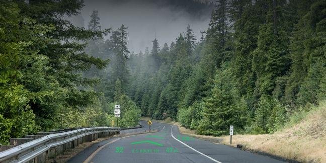 Un nouveau GPS holographique pour le marché américain