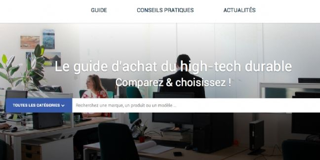 Achats IT durables: la nouvelle version de l'EcoGuide IT est disponible