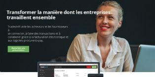 Procure to pay: La plateforme Tradeshift est gratuite pour les fournisseurs