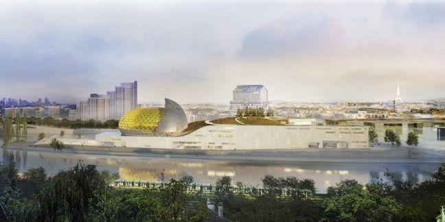 La Cité musicale de l'Île Seguin remporte le prix du 'Meilleur projet futur' aux Mipim Awards