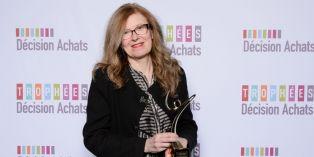 (Trophées Décision Achats) Fabienne Lampel, directrice achats de Foncia, élue Décideur Achats 2015