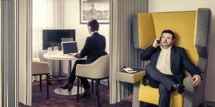 Hôtellerie d'affaires : le voyageur 'comme à la maison'